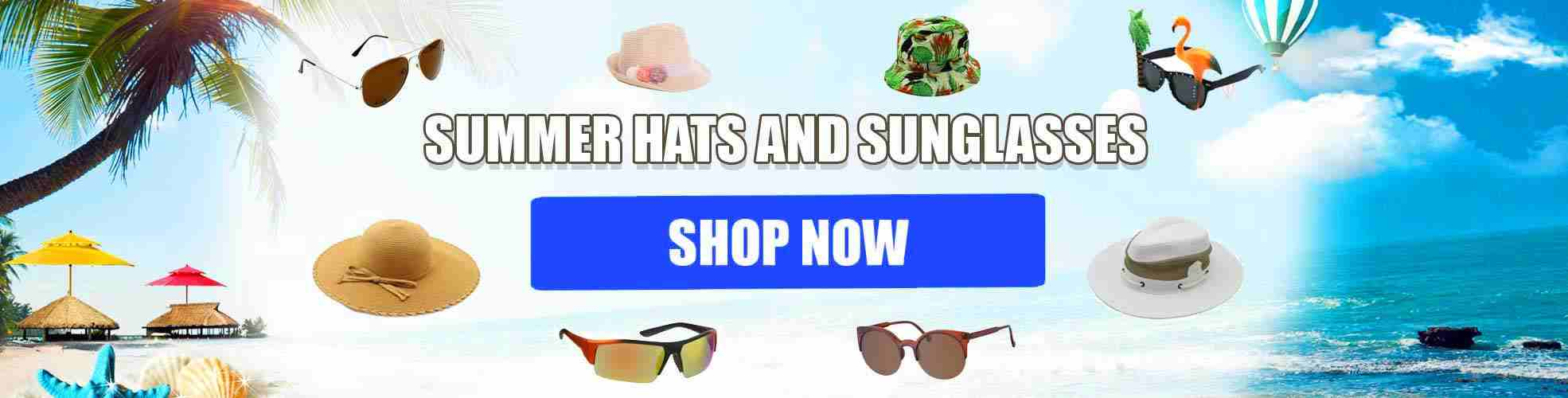Apollo Wholesale is a wholesaler of summer hats, legionnaire hats, straw hats, sunglasses and other summer accessories. Buy now from trusted wholesaler.