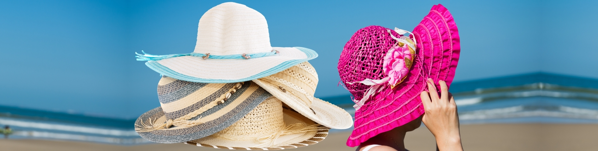 Browse our extensive range of Wholesale Summer Hats in a variety of styles and colours.