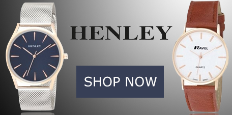 Wholesale Henley watches new