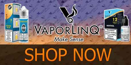 Buy now wholesale e-liquids VaporLinQ.