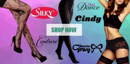 Buy now Wholesale Tights Silky Cindy Joanna Gray